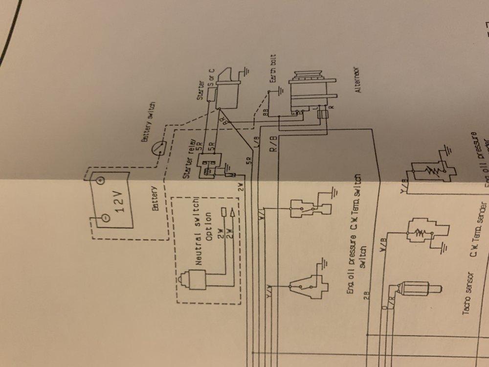 wiring diagram for a zf 63a/mercruiser 383 mpi neutral
